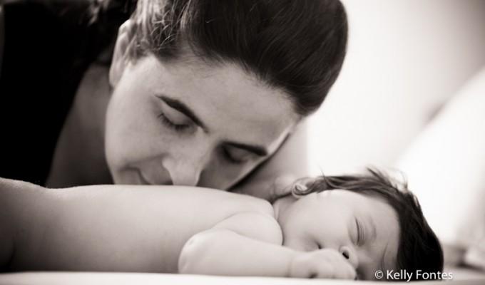 Fotografia Newborn Silvania + Maria