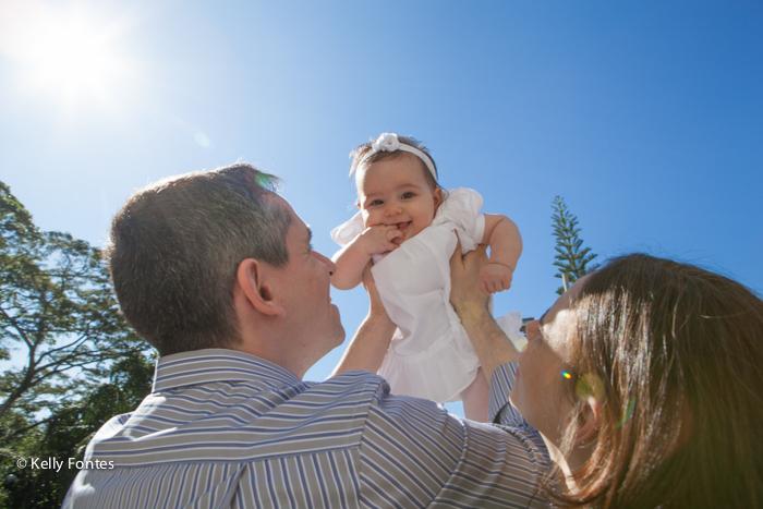 fotos do batizado da Luiza na Paróquia Nossa Senhora da Luz RJ - Padre Marcelo de Assis Paiva