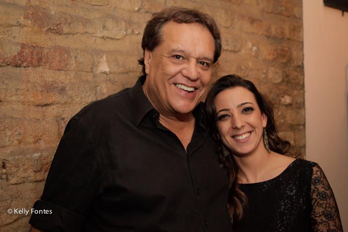 Fotografia evento RJ Show Michele Leal e Dennis Carvalho