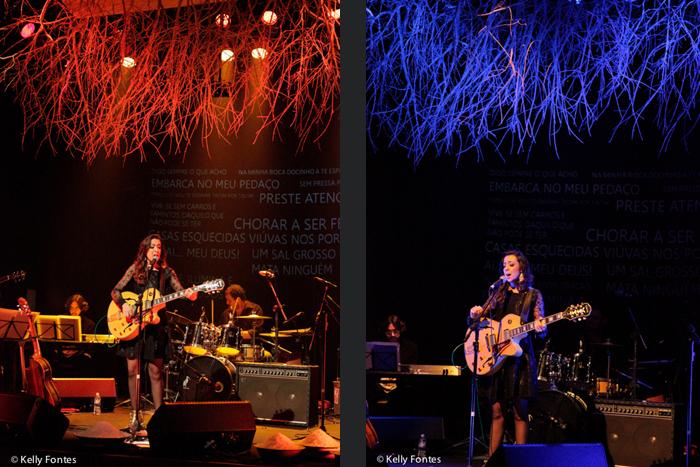 Fotografia evento RJ Show Michele Leal no Solar Botafogo