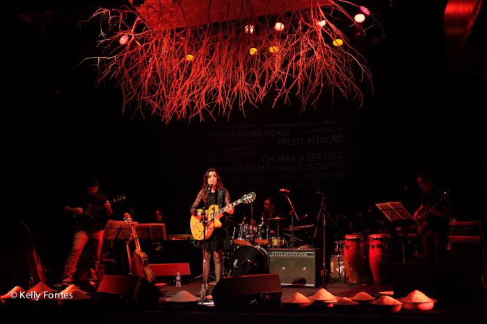 Fotografia evento RJ Show Michele Leal no Solar de Botafogo