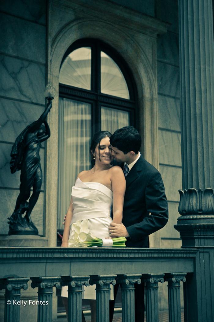 Fotografia Casamento Civil RJ Ensaio de Noivos Palacio do Catete por Kelly Fontes