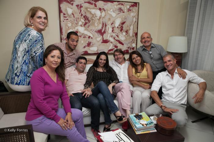 fotografia festa de aniversário RJ com amigos Adriana por Kelly Fontes fotografa