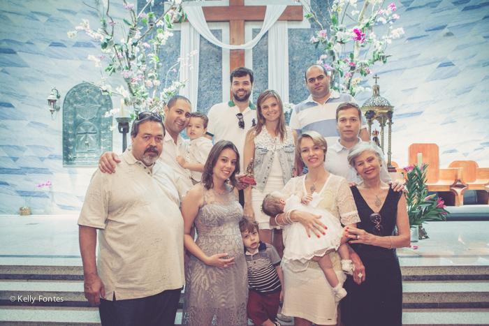 foto do batizado rj copacabana paroniquia da ressurreição Elisa