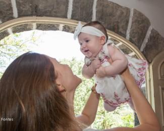 Fotos de família RJ – Batizado Alice