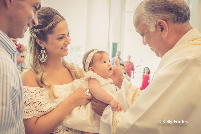 fotos de batizado RJ Alice Igreja Santo Antonio Peninsula Barra da Tijuca batismo