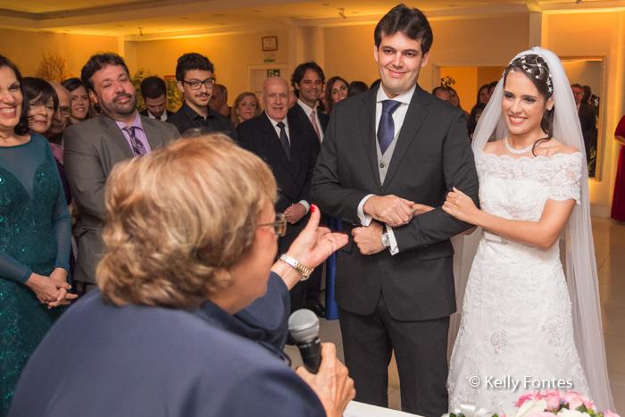 Fotos Casamento RJ noiva, noivo e juiza de paz por Kelly Fontes Fotografia