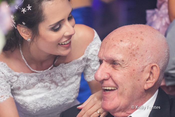Fotos Casamento RJ noiva em família por Kelly Fontes Fotografia