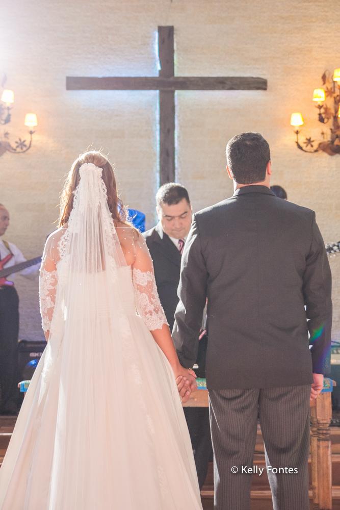 Fotografia Casamento RJ Igreja Jardim das Orações por Kelly Fontes Cruz Santa Teresa
