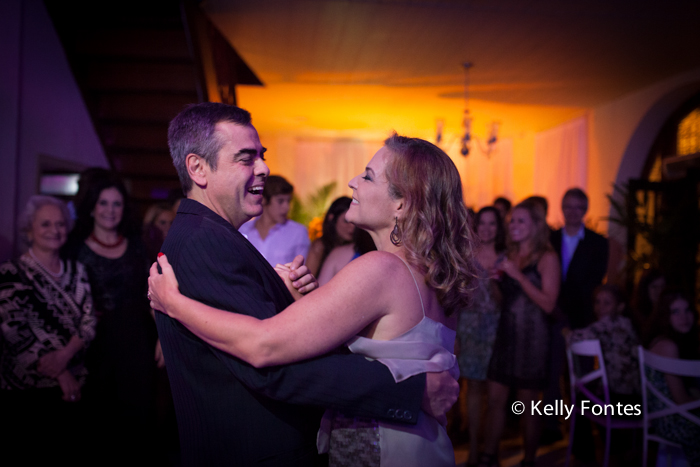 Fotografia festa de aniversário RJ 50 anos Raquel STVIP espaço de eventos na pista de dança