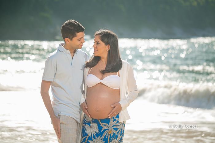 book gestante RJ Praia Vermelha Urca Carina Rio de Janeiro foto gravida com marido