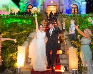 Fotos Casamento RJ – Michele e Vitor – Igreja Nossa Senhora das Graças em Botafogo