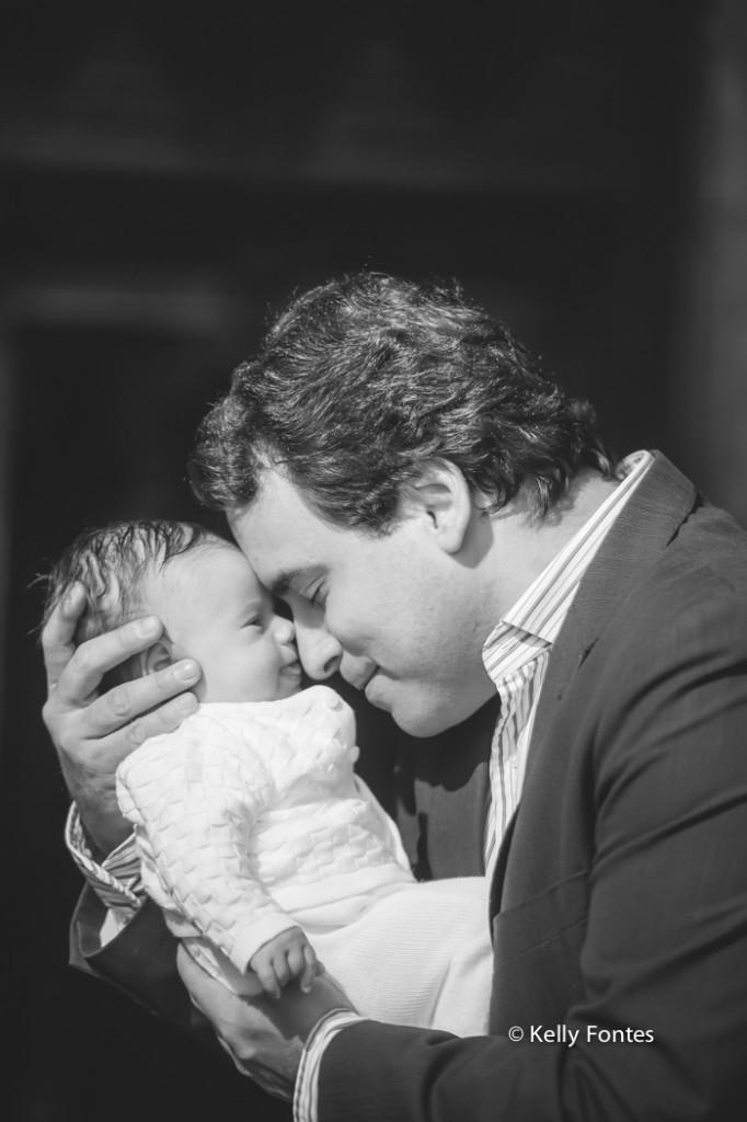 Fotos Batizado RJ pai e filho Mosteiro de Sao Bento fotografia de familia Batismo por Kelly Fontes