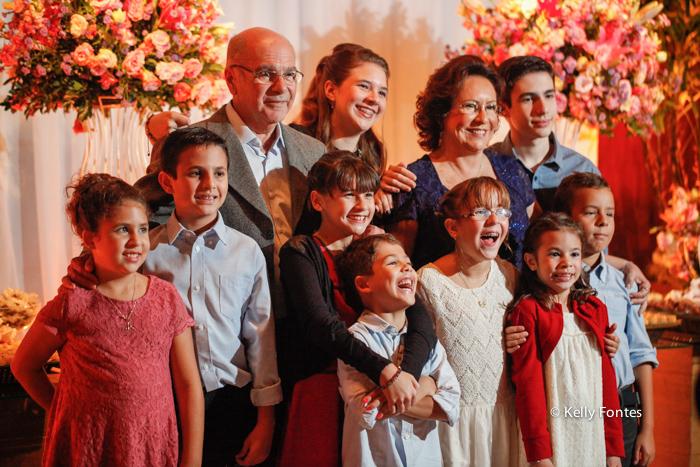 fotos festa aniversario familia na mesa do bolo Clube da Aeronautica Barra da Tijuca RJ 70 anos