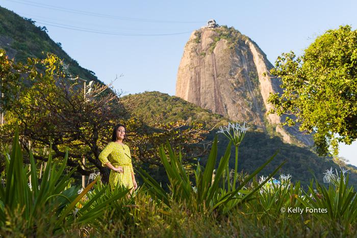 Book 15 anos RJ na praia da urca Rio de Janeiro ensaio de fotos debutante por Kelly Fontes pao de acucar