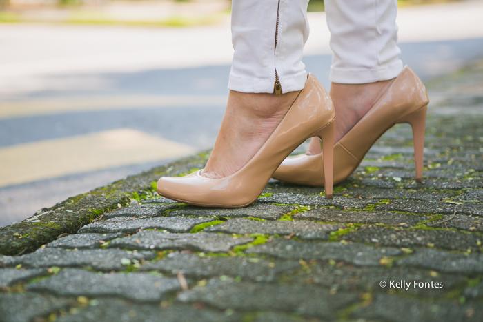 Fotos look do dia RJ sapato alto na rua urbano wfashionista blogueiras por Kelly Fontes workaholic fashionista faixa de pedestre