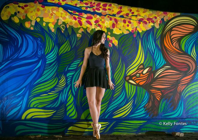 Book 15 Anos RJ – Luisa Bailarina no Jardim Botânico