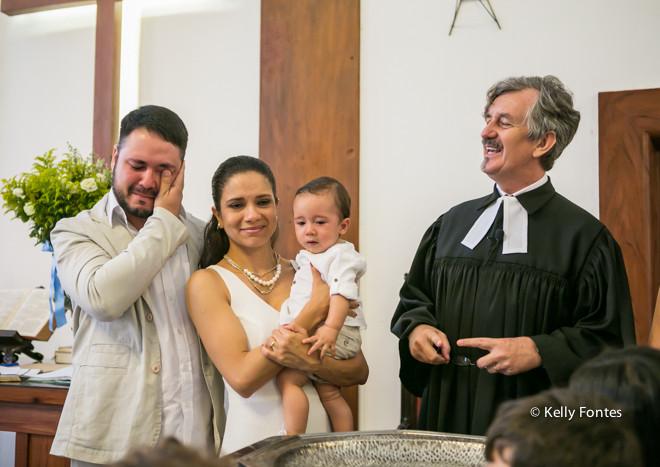 Fotos Batizado RJ Mathias – Igreja Luterana Evangélica