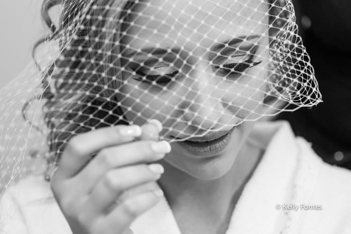 Fotografia Casamento RJ fotos making of veu da noiva sobre o rosto