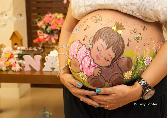 Fotos Chá de Bebê RJ – Ana Clara ♥ Chá de Fraldas