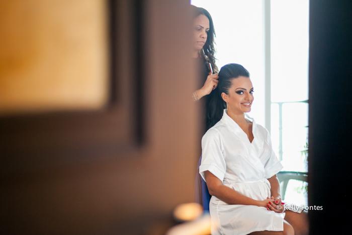 fotografia de casamento rj making of da noiva La Suite By Dussol Joa com maquiadora