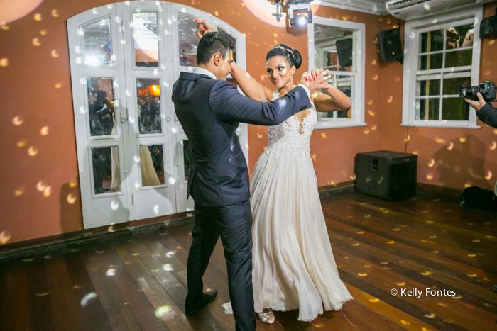 fotografia de casamento rj pista de danca dos noivos na quinta do chapeco alto da boa vista
