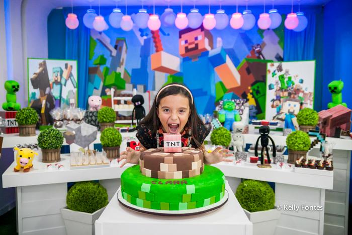 Fotos Festa Infantil RJ na mesa do bolo Baladinhas Joa por Kelly Fontes Fotografia