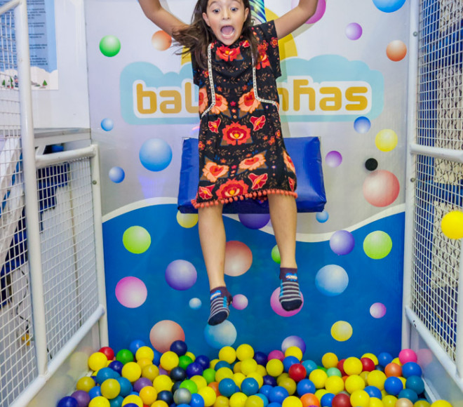 Fotos da Festa Infantil da Clara – Tema Minecraft – Baladinhas Joá – RJ