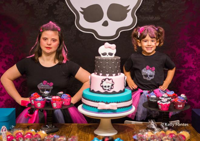 Fotos Festa Infantil RJ – Valentina e Rafaela na Casa de Festas Imaginarte