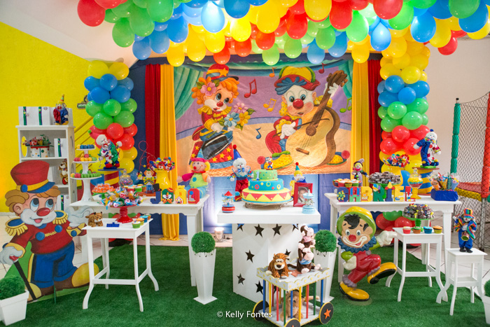 fotos festa infantil um ano RJ 1 fotografia casa de festa brinquedos