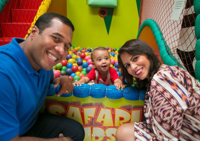 Festa Infantil RJ 1 Ano João Gabriel